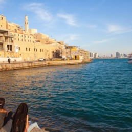 Israel - Jaffa Port