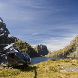 New Zealand - Queenstown - Over The Top Helicopters