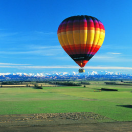 New Zealand - Up Up and Away Balloon