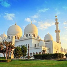 Abu Dhabi- Grand Mosque