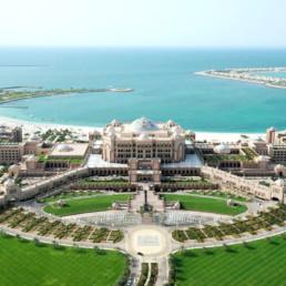 Abu Dhabi- Emirates Palace