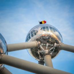 Belgium - Belgium Atomium