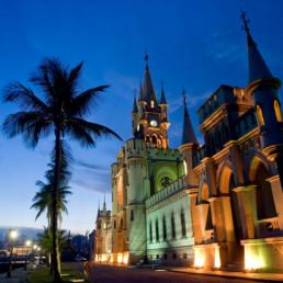 Brazil- Rio Guanabara bay Fiscal Island