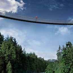 Canada- Capilano Suspension Bridge