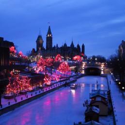 Canada- Rideau Canal Ottawa Canada