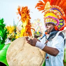 Caribbean - Junkanoo Carnival