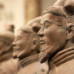 China- Xian Terra Cotta Warriors