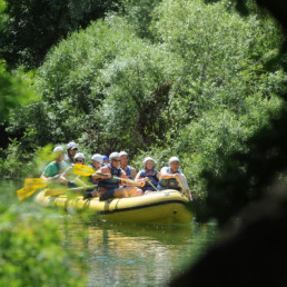Croatia- Split Activities Rafting on Cetina