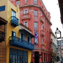 Cuba- Hotel Ambos Mundos