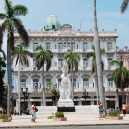 Cuba- Parque Central