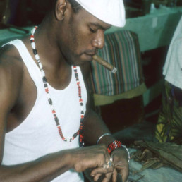 Cuba- Tabaquero