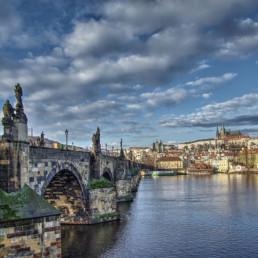 Czech- Republic Prague Charles Bridge
