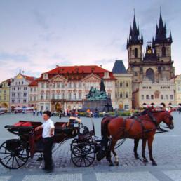 Czech- Republic Prague for DMS