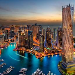 DUBAI- Marina