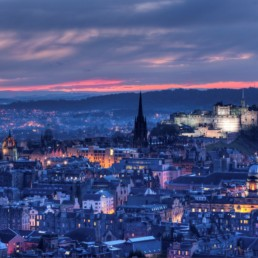 Spectra - Scotland - Edinburgh