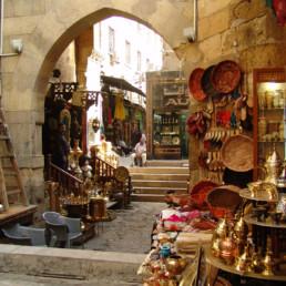 Egypt- Khan El Khalili-Bazaar Cairo