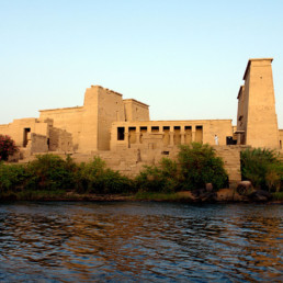 Egypt- Philae Tempel Aswan