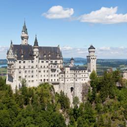 Germany- Schloss Neuschwanstein