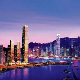 Hong-Kong- Nightview