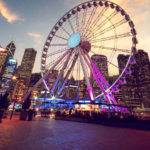 Hong-Kong- -Observation Wheel