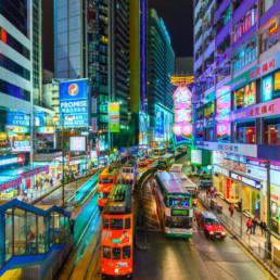 Hong-Kong-Traffic