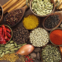 India- Indian-Spices
