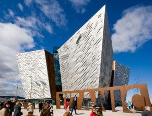 Ireland- Belfast Titanic
