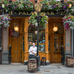 Ireland- Palace Bar