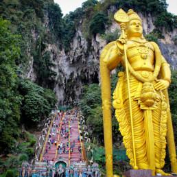 Malaysia- Batu Caves Kuala Lumpur