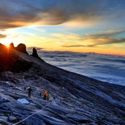 Malaysia-Borneo Mount Kinabalu