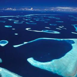 Maldives- Atolls