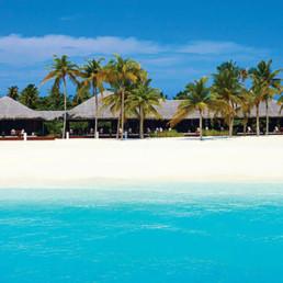 Maldives- Beach resort