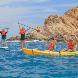 Mexico- Los Cabos Kayak at Land's end