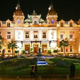 Monaco- Monte Carlo Casino