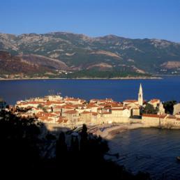 Montenegro- Budva old town