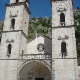 Montenegro- Cathedral St. Tripun