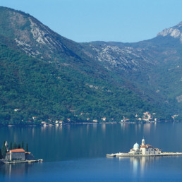 Montenegro- St George and our lady of the rock