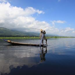 Myanmar- Fishing