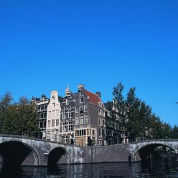 Netherlands-Amsterdam Grachten