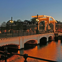 Netherlands- Magere brug