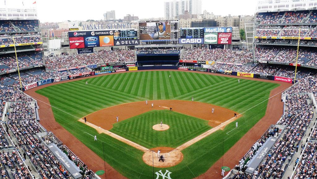 New York- Baseball