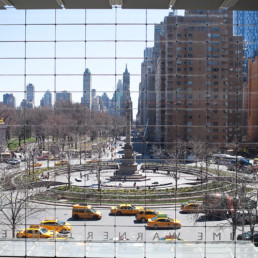 New York- Columbus Circle