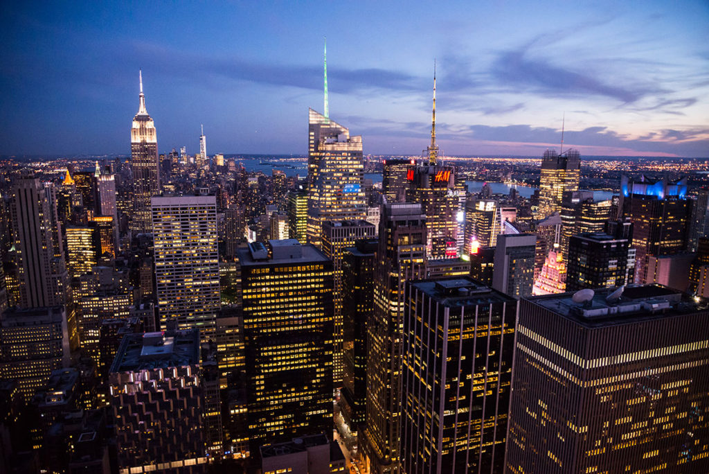 New York- Skyline