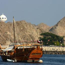 Oman- Dhow