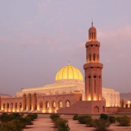 Oman- Grand Mosque