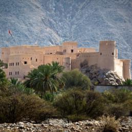 Oman- Nakhl Fort