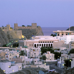Oman - Old Muscat