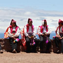 Peru- Puno Taquile