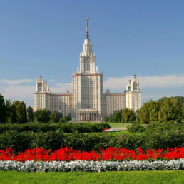 Russia Moscow State University