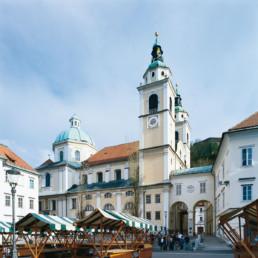Slovenia Ljubljana for DMS